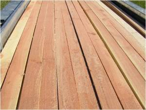 100 x 25 sawn for ceiling timber (Halliday)